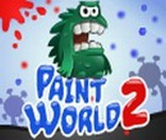 Paintworld 2 Monsters