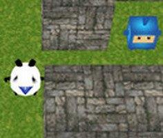 Panda Hates Maze