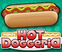 Play Papa's Hot Doggeria