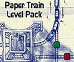 Paper Train Level Pack