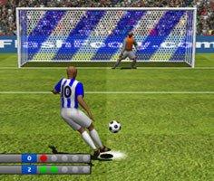 Penalty Fever 3D Brazil