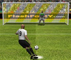 Penalty Fever 3D World Cup 2014