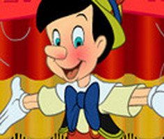 Pinocchio Puppet Theater Disney