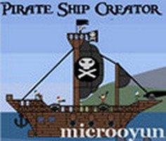 Pirate Ship Creator