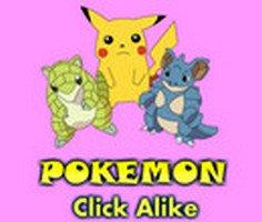 Pokemon Click A Like