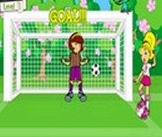 Girl Soccer Game