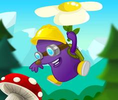 Play Purple Mole