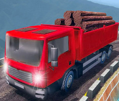 Real Cargo Truck Driving Simulator