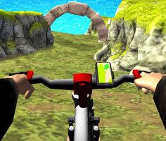 Play Real MTB Downhill 3D