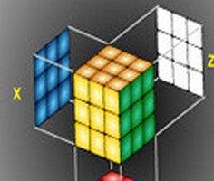 Rubik Cube 3D