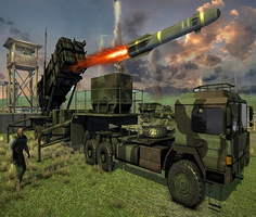 S-400 Missile Attack