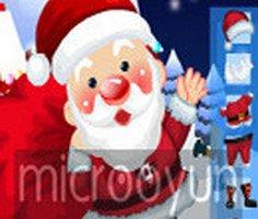 Santa Clause Dress Up