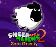 Sheep vs Aliens 2 - Zero Gravity