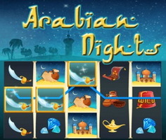 Slot Machine: Arabian Nights