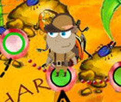 Smarty Race Game Africa Quiz