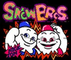 Snow Bros Nick and Tom