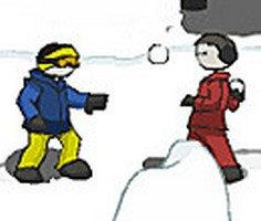 Snow Blitz Snowball Fight