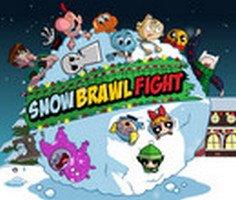 SnowBrawl Fight