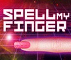 Spell My Finger