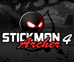 Play Stickman Archer 4