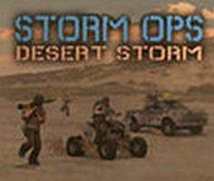 Storm Ops 2 Desert Storm