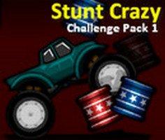 Stunt Crazy Challenge Pack 1