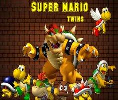 Super Mario Bros Twins