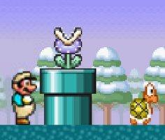 Super Mario Flash Snow Edition