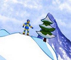 Supreme Extreme Snowboarding