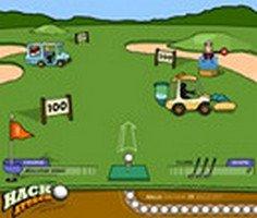 Hack Attack Golf Game