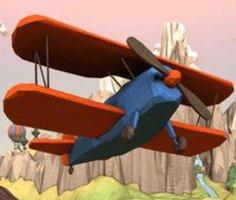 Swooop Biplane