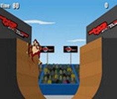Extreme Taz Skateboard Halfpipe