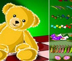 Teddy Bear Dress Up