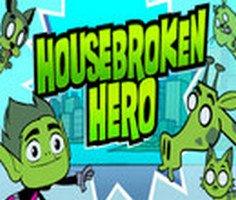 Teen Titans Go: Housebroken Hero