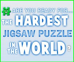 The Hardest Jigsaw Puzzle in the World