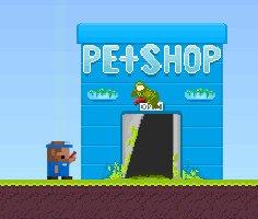 The Mutant Pet Shop