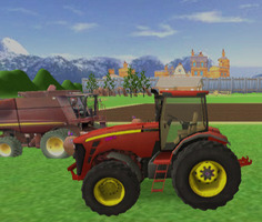 Tractor Farming 2018