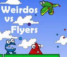 Weirdos vs Flyers
