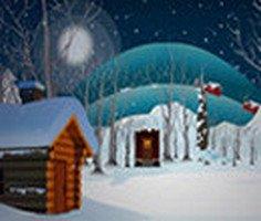 Winter Night Escape