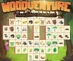Woodventure: Mahjong Connect