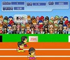 100M Running Race